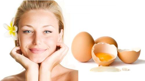Mẹo làm trắng da toàn thân bằng trứng gà hiệu quả