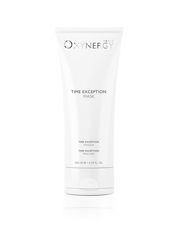 Oxynergy White Exception Mask