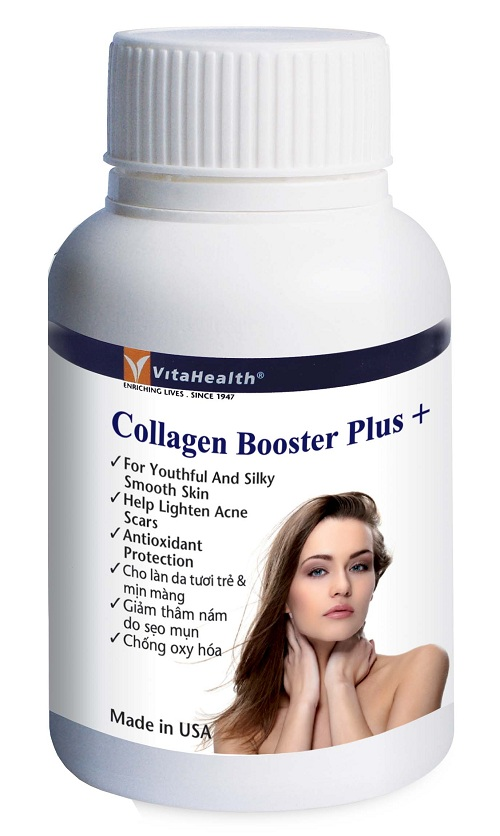 Vitahealth Collagen Booster Plus +