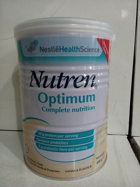 Sữa Nutren Optimum