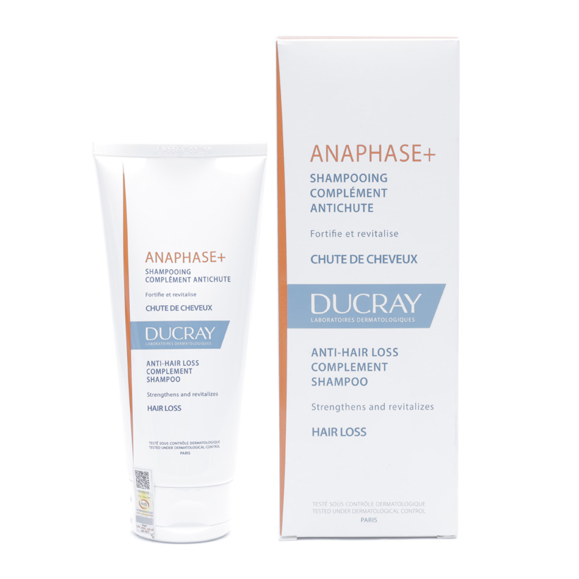 Dầu gội Ducray Anaphase Sitimulating Cream Shampoo 200ml