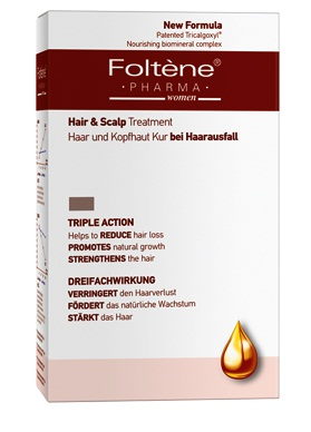 Foltène Hair & Scalp Solution Women