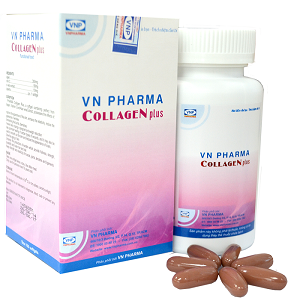 VN Pharma collagen plus