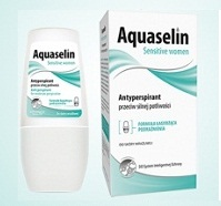 Lăn nách Aquaselin Sensitive Women Antiperspirant For Moderate Perspiration