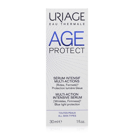 Tinh chất chăm sóc da Urige Eau Thermale Age Protect Serum Intensif Multi- Actions