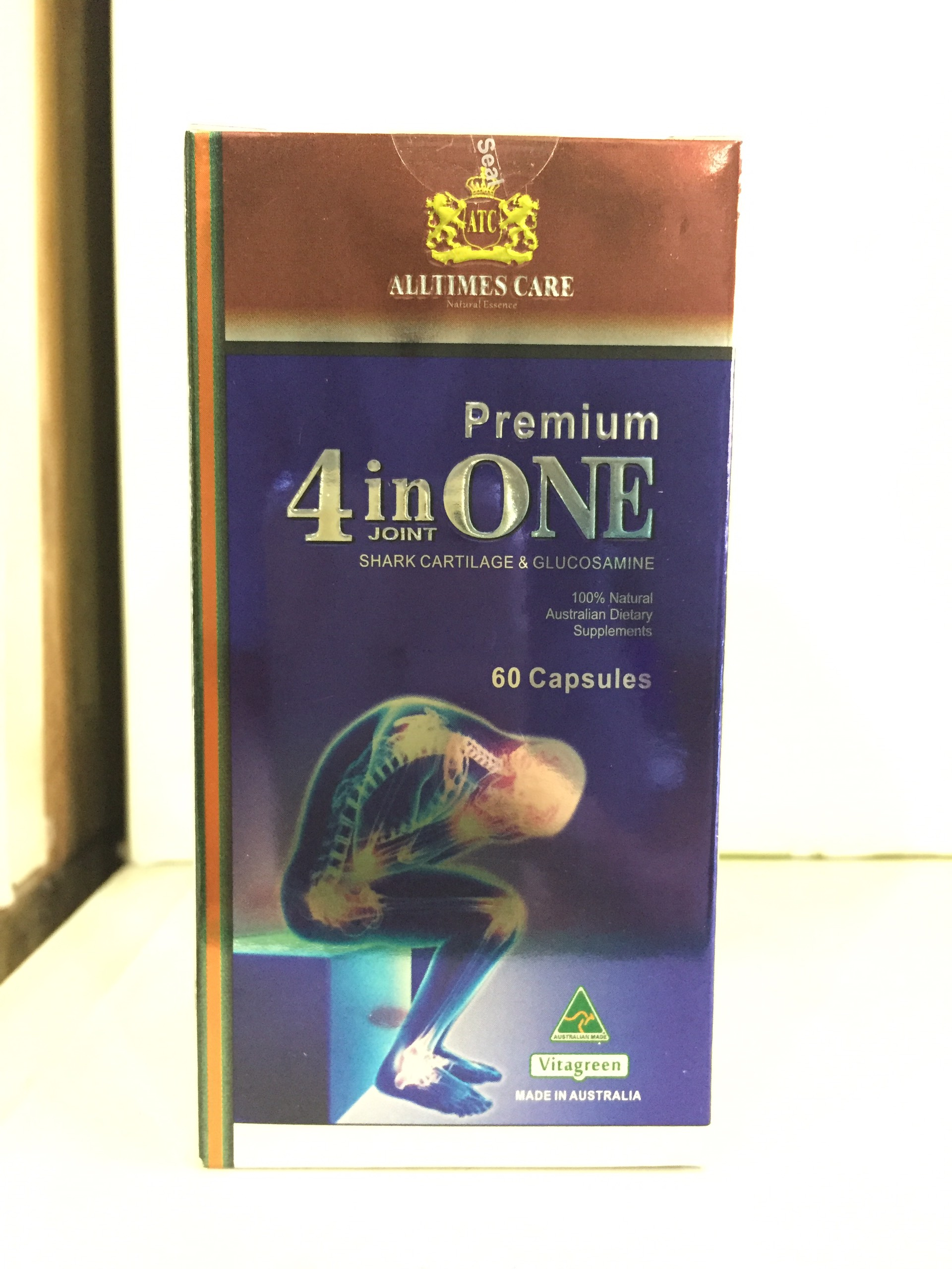 Viên uống bổ khớp Alltimes Care Premium 4 In Joint One